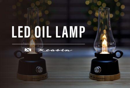 LED OIL LAMP